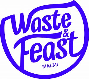Logo Waste and Feast Malmi