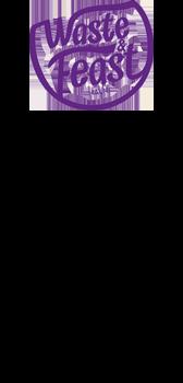 Waste & Feast Malmi logo